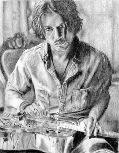 Johnny Depp par miri